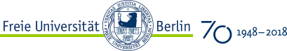 The Logo and Seal of the Freie Universität Berlin
